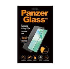 PanzerGlass Case Friendly zaščitno steklo za Samsung Galaxy S20+, črno