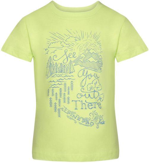 ALPINE PRO MATTERO 2 fantovska majica