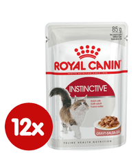 Royal Canin Instinctive Gravy, 12x85 g