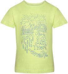ALPINE PRO fiú póló MATTERO 2 92 - 98, világoszöld