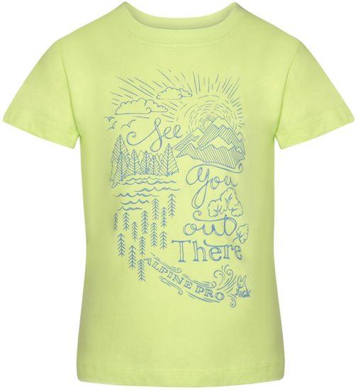 ALPINE PRO fiú póló MATTERO 2