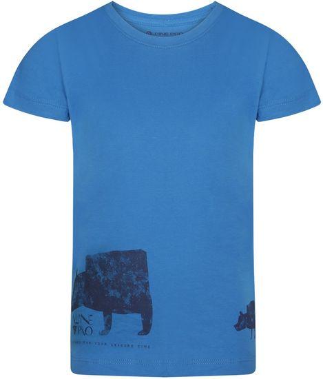 ALPINE PRO Koszulka chłopięca NEJO 2