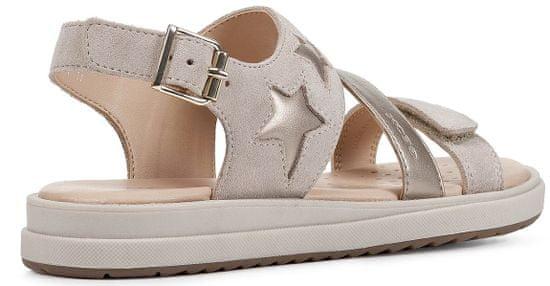 Geox Rebecca J02BLA_022NF_C5000 dekliški sandali