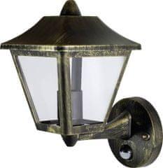 LEDVANCE LED Endura Clas UP Sensor ALU BK/GD zunanje svetilo - Odprta embalaža