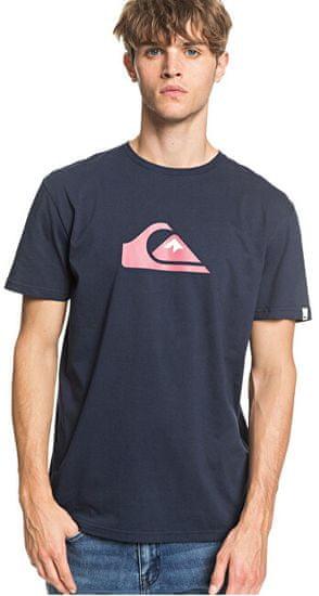 Quiksilver Férfi póló Comp Logo Ss Navy Blazer EQYZT05750 -BYJ0