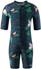 Reima strój kąpielowy dziecięcy Galapagos 92 niebieski