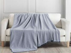 Denizli Concept Cienka narzuta na łóżko ELITE szary 170x240 cm.