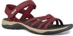 Teva dámské sandály Elzada Sandal Lea 1099273 42 vínová