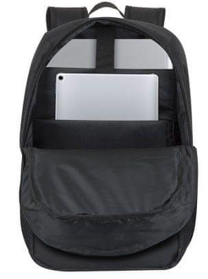 "RivaCase Batoh na notebook 17,3"", čierny 8069-B"