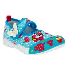 V+J lány cipő 130-0009-S1, blue, 19, világos kék