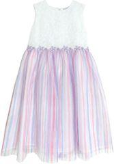 Topo dekliška obleka, večbarvna, 92