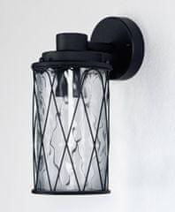 LEDVANCE LED Endura Clas Cage Down BK zunanje svetilo