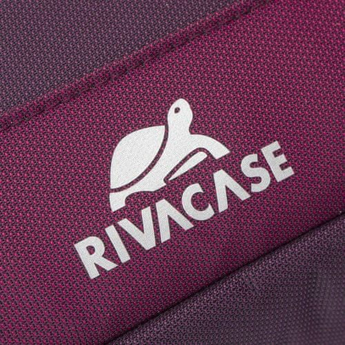 """RivaCase Taška na notebook 14"""", fialová 7727-CVP"""