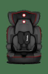 Lionelo Autosedačka 9-36 Kg LEVI ONE Sporty 2020 BLACK