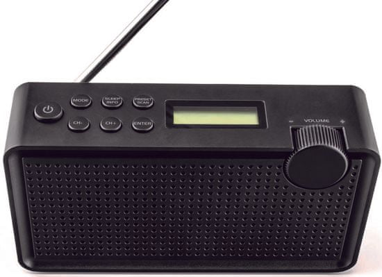 MAXXO Rádio DAB+/FM - PB01 - rozbaleno