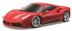 Maisto model Ferrari 488 GTB - czerwony
