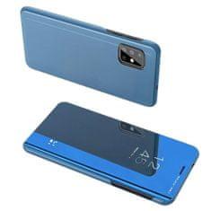 MG Clear View knjižni ovitek za Samsung Galaxy S20 Plus, modro