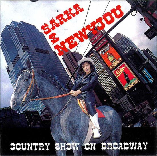 Newyjou: Country Show on Broadway - CD