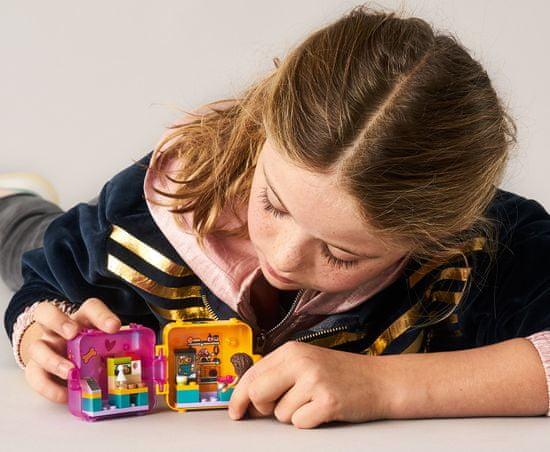 LEGO Friends 41405 Játékdoboz: Andrea és a kisállatok