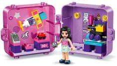 LEGO zestaw Friends 41409 pudełko do zabawy: Kostka Emmy do zabawy w sklep