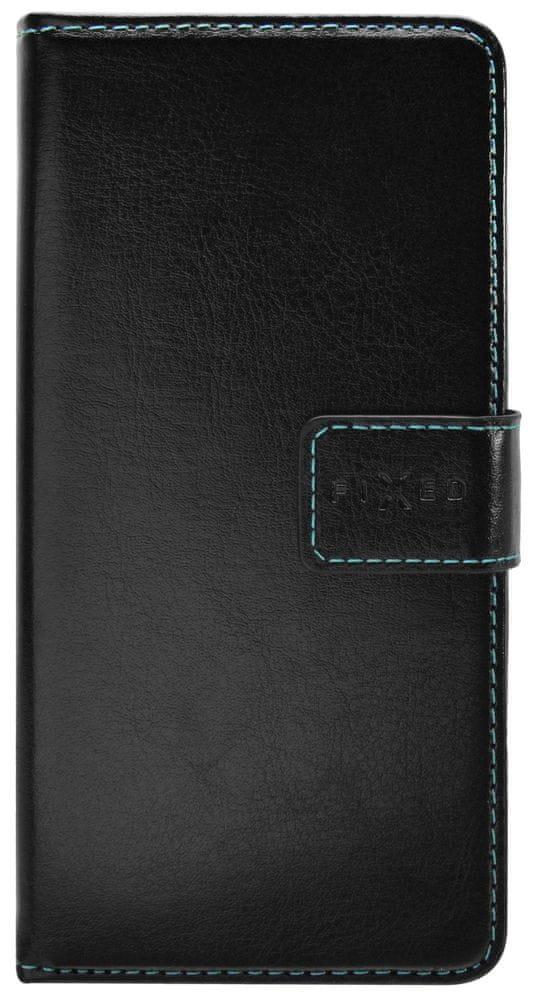 FIXED Pouzdro typu kniha Opus pro Realme X2 Pro FIXOP-498-BK, černé - rozbaleno