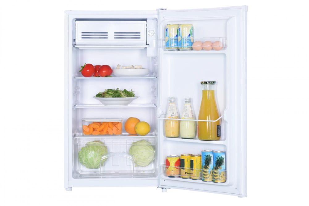 Candy lednice s mrazákem CHTOS 482W36