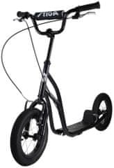 Air Scooter 12'' Městská koloběžka černá