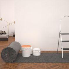 shumee Nedrseča zaščitna podloga 50 m 180 g/m² siva