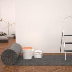 shumee Nedrseča zaščitna podloga 2 kosa 50 m 180 g/m² siva