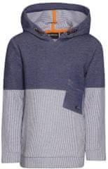 ALPINE PRO bluza chłopięca NARDO 140-146 niebieska