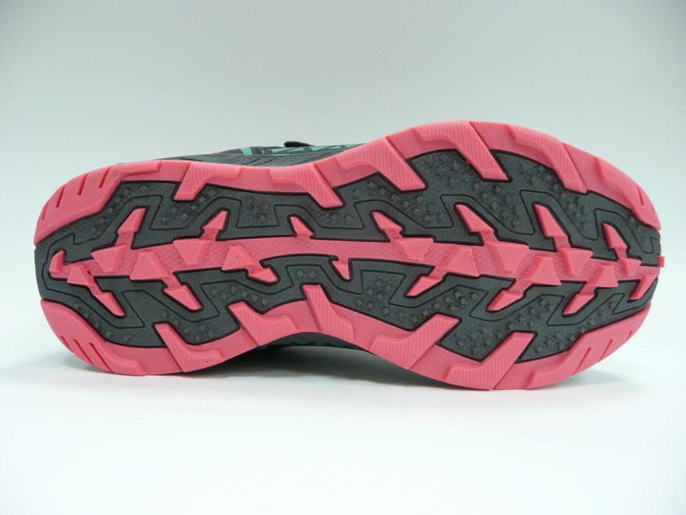 V+J dětská obuv 684220 33 černá