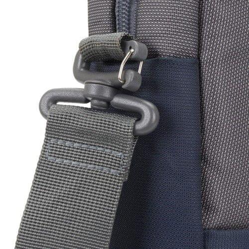 "RivaCase 7757 taška 17,3"" sivomodrá, (7757-SBG)"