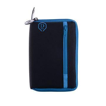 One80 Puzdro na šípky , D Box, modré, čierne