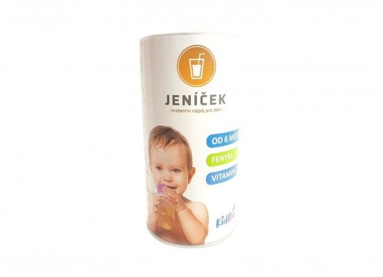 KidPro Jeníček instantní fenyklový nápoj pro děti 200g