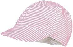 Maximo kapa sa šiltom za djevojčice, 47, roza