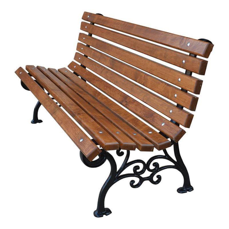 Zahradní lavička Klasik 150 cm