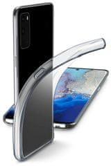CellularLine Fine ovitek za Samsung Galaxy S20, prozoren