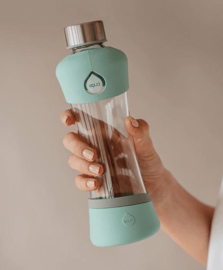 Equa steklenička, steklena, Active Mint, 550 ml