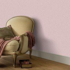 shumee Netkane tapete v roli 4 kosi bleščeče roza 0,53x10 m