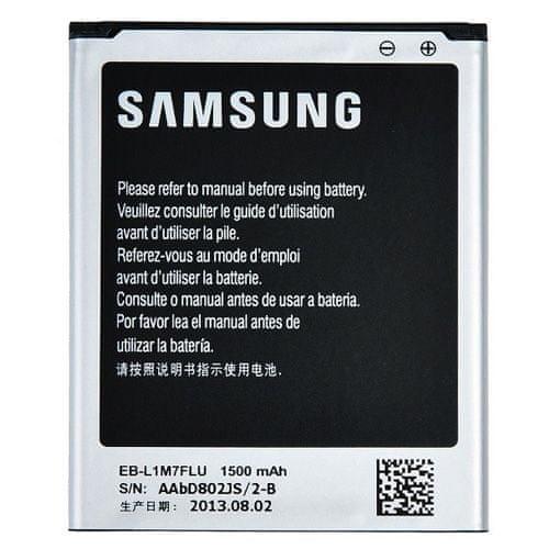 Samsung Originální baterie , Galaxy S3 mini 1500mAh EB-F1M7FLU