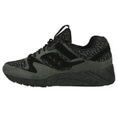 Saucony Férfi szabadidőcipő , 9000 rács, fekete, 44 méret