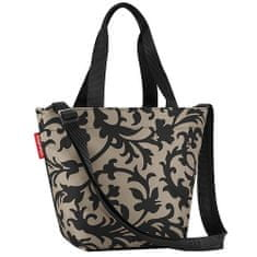 Reisenthel Nakupovalna torba , Bež z baročnimi okraski shopper XS baročni taupe