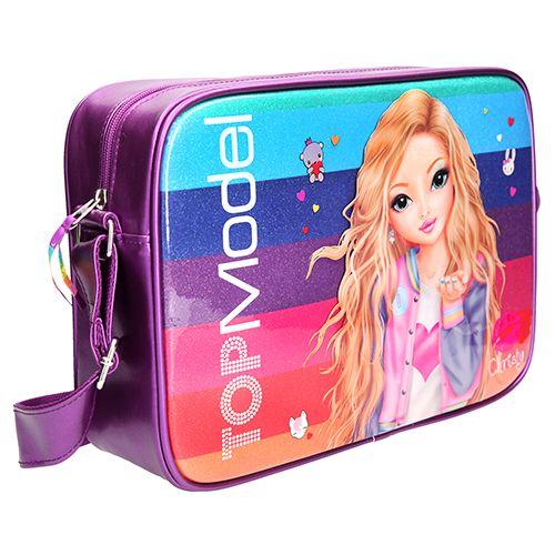 Top Model Naramna torba , Christy, vijolična