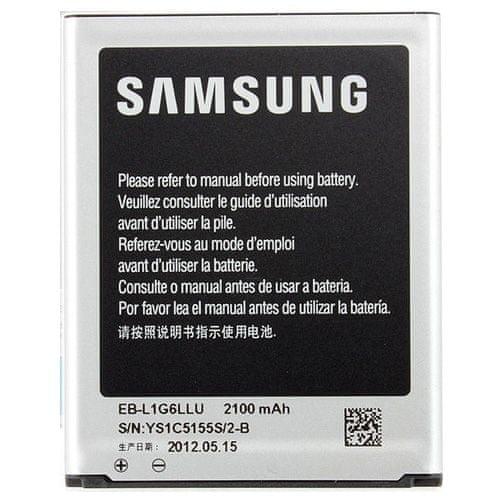 Samsung Baterie , Galaxy S3/S3 Neo NFC 2100mAh (EB-L1G6LLU)