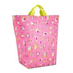 Reisenthel torba za shranjevanje, Živali, roza storagesac otroci