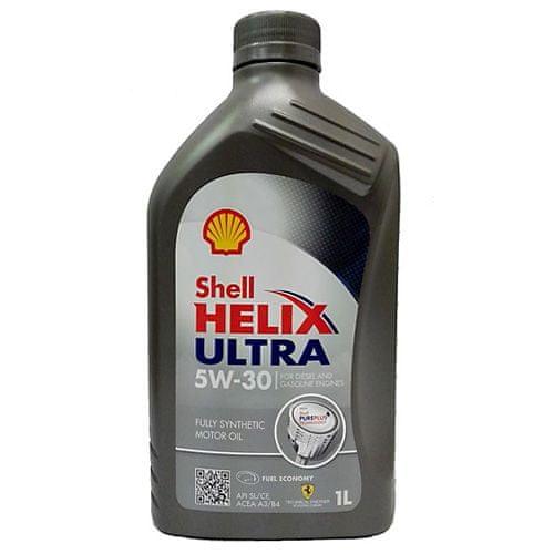 Shell Motorový olej , Helix Ultra 5W-30 1 L