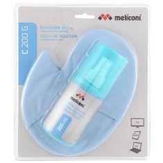 Meliconi Zestaw do czyszczenia , 200 ml - do monitorów