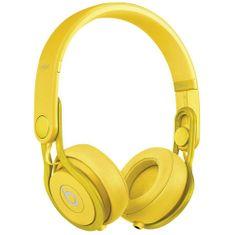 Beats Sluchátka Apple , Mixr High-Performance Professional, žluté