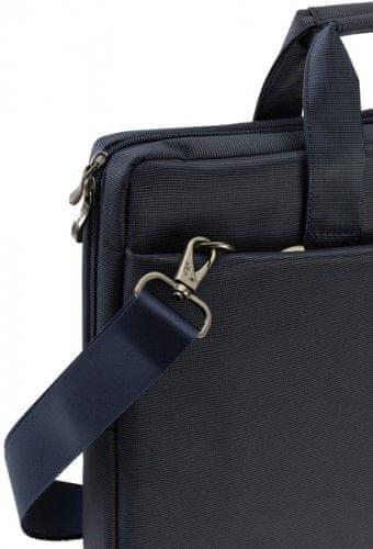 RivaCase 8231 torba za prenosnik, 39,6 cm, modra (8321-DBU)