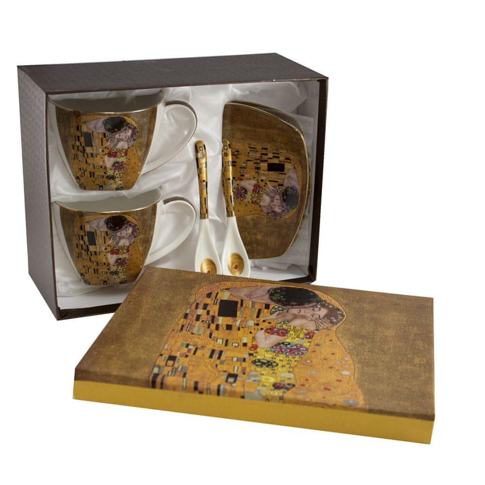 Home Elements Šapo sada se lžičkami - Klimt